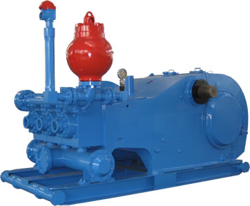 1300 HP triplex mud pump