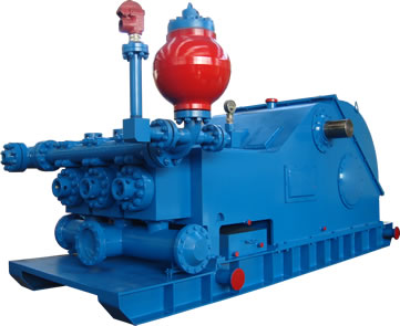 2200 HP triplex mud pump